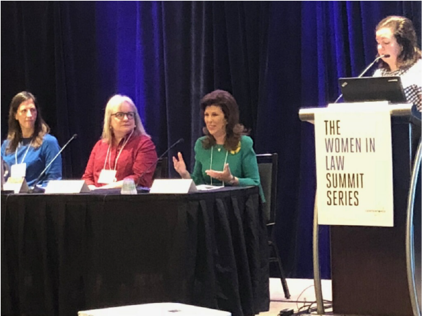 Stacy Phillips at The Women, Diversity & Change Summit, November 7, 2018