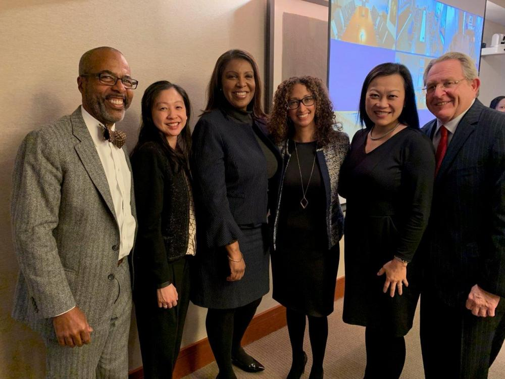 BHM Event Letitia James