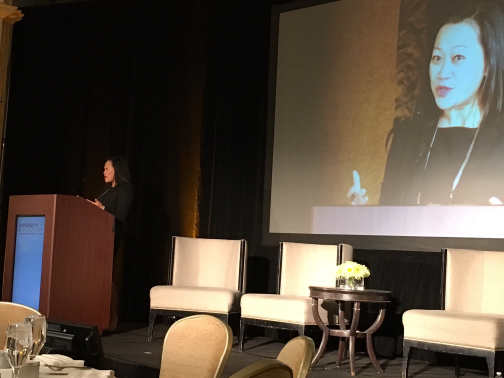 Sophia Lee speaks at 2019 Diversity & Inclusion Conference Philadelphia Mar 26 2019