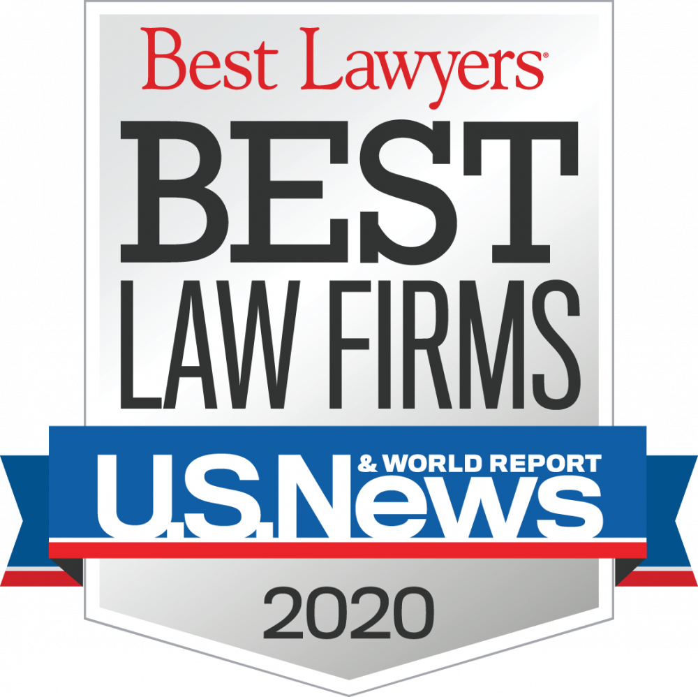 U.S. News - Best Lawyers 2020