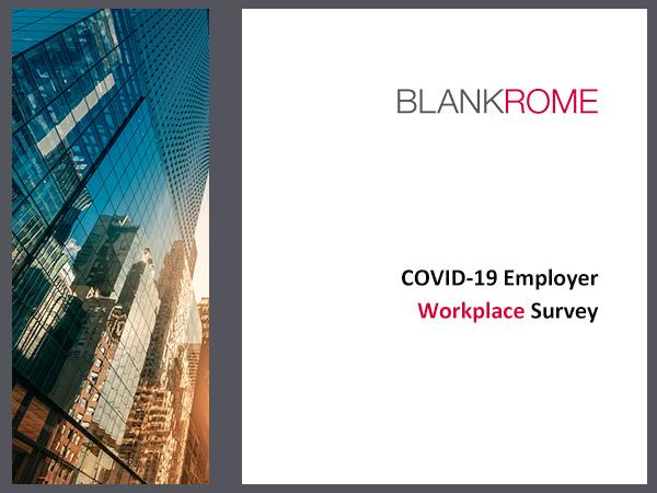COVID-19 Employer Workplace Survey