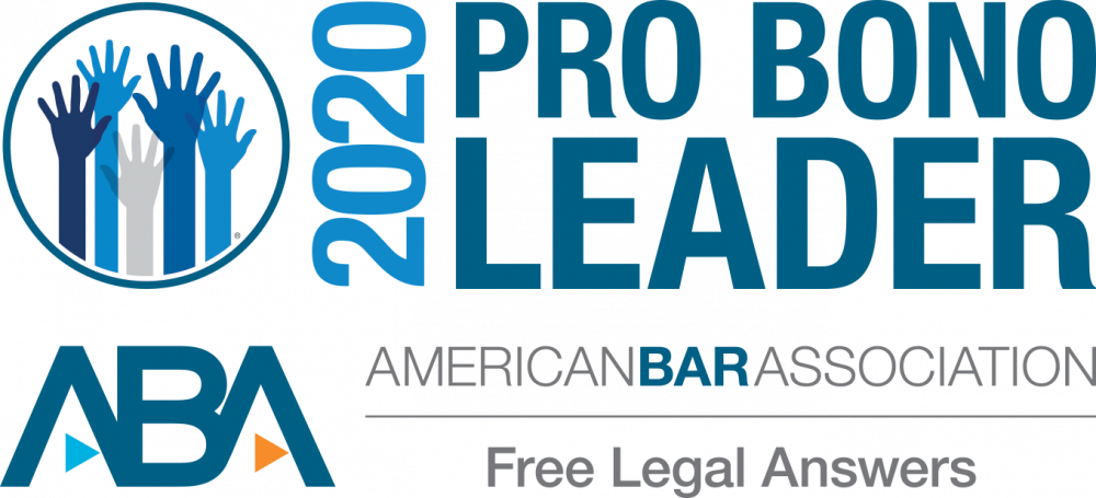 ABA Free Legal Answers 2020