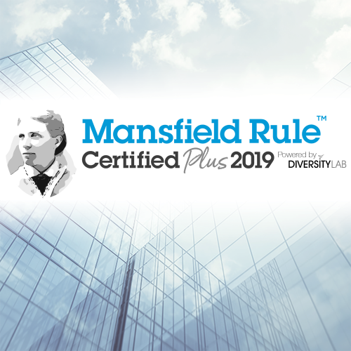 Mansfield Plus Certification 2019