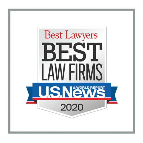 2020 U.S. News - Best Lawyers
