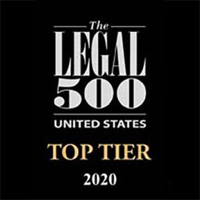 Legal 500 US Logo