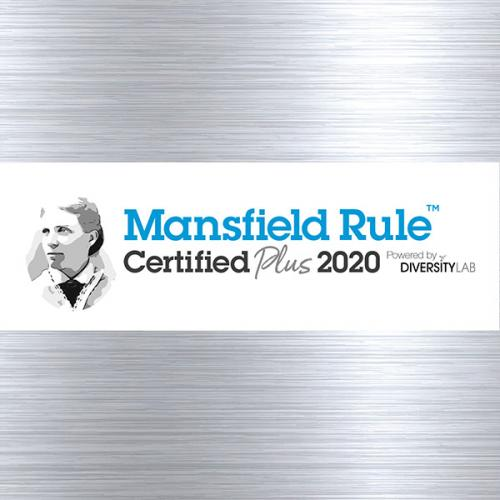 Mansfield Rule 3.0 Square Icon
